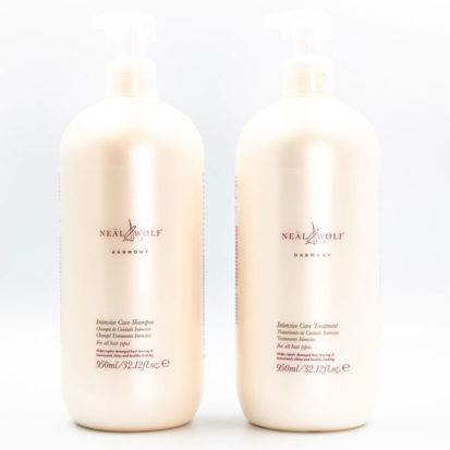 Harmony Repair & Replenish Shampoo & Treatment 950ml Duo
